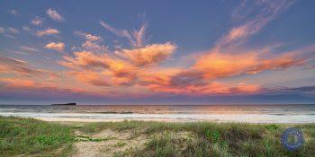 Beach scenes, Mudjimba Beach South, Sunshine Coast, Queensland,
