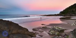 Coolum Beach Bays, Sunshine Coast, Queensland, Australia