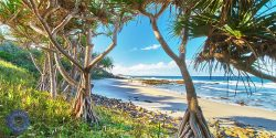 Third Bay, Coolum Beach